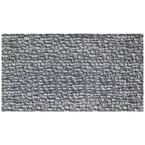 Quarrystone Wall, extra long, 65 x