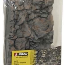 Klippevæg - Granit