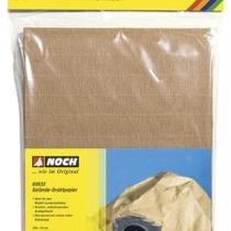 Gelände-Drahtpapier 100 x 75 cm