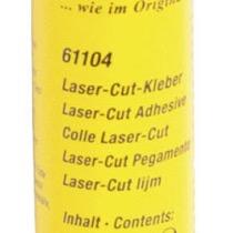 Laser-Cut Adhesive