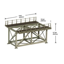 Truss Approach Bridge