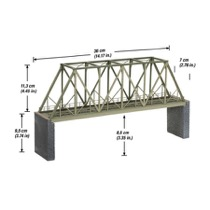 Truss Girder Bridge