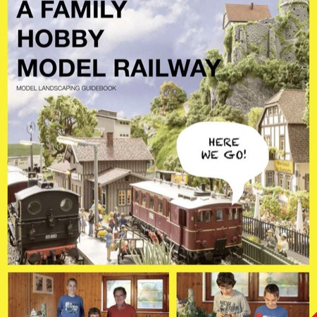 "Guidebog"" A Family Hobby - Model Railway"""