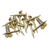 Rail Nails, brass