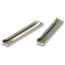 Rail Joiners, nickel silver