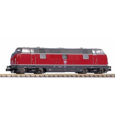 Diesellok BR 221 DB m/ Lyd