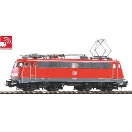 E-Lok/Soundlok  BR 110 509-7 DC