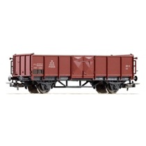 DSB litra P12135 åben godsvogn