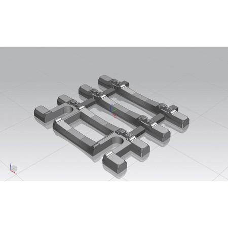 Sveller 31 mm - Beton