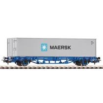 Containerwagen 1x40' Container Maersk PKP Cargo