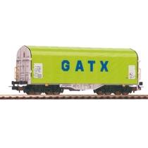 Skydepressenningsvogn Shimms GATX