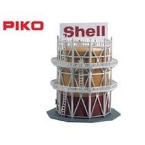 Shell gastank