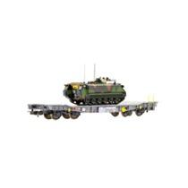 SBB Sværgodsvogn med PMW