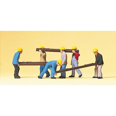 Banearbejdere - svelle bærere