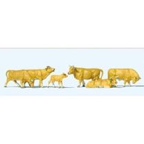 Køer - brune