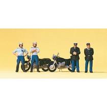 Franske Betjente