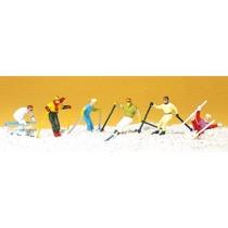 Slalomski løbere