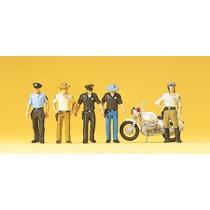 Polizisten. USA