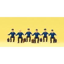 Lokomotivførere DB, siddende