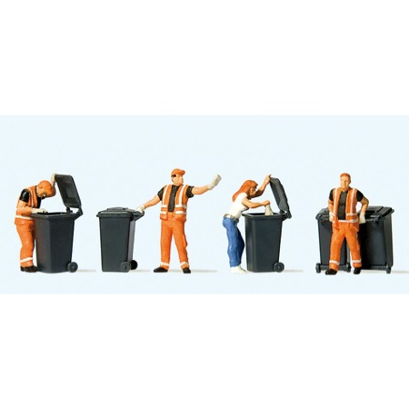 Tømning af affaldsbeholdere