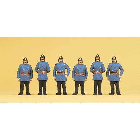 Brandmænd. Ca år 1900