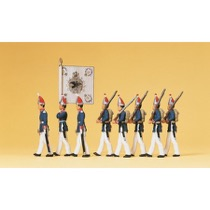 1. Garderegiment zu Fuß. Pots