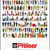 Preiser Katalog PK 27
