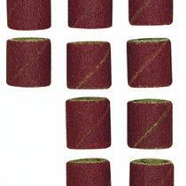 10 Slibebånd Korn 120 Cylinder