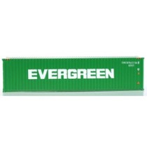"Container 40' ""EVERGREEN"""