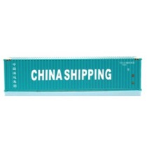 "Container 40' ""CHINA SHIPPING"""