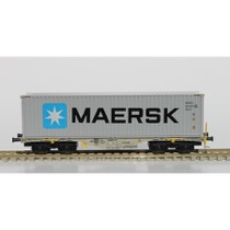 """AAE Sgmmns m. """"Maersk"""" 40' container"""