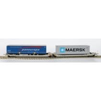 "Twin car AAE ""Paneuropa / Maersk"""