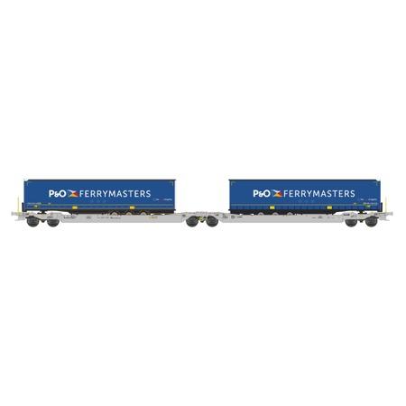 Twin car AAE Cargo ERS + 2x