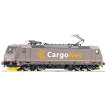 Elektrolokomotive El 19 CargoNet der NSB DC