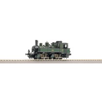 BB II steam locomotive of the Royal Bavarian State Railway DC