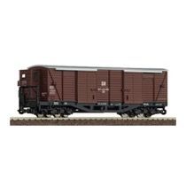 Gedeckter Güterwagen, DR DC
