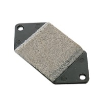 Replacem.abrasive pad