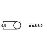 Kit:tract.wheel           6.8-8.2mm