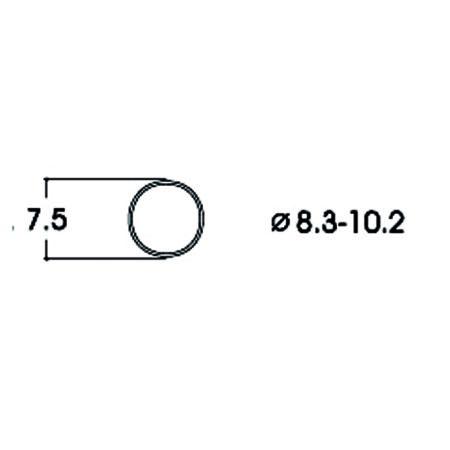 Hæfteringe          8.3-10.2mm