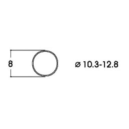 Kit:trac.wheel            10.3-12.8mm