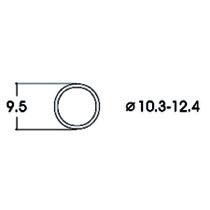 Hæfteringe       10.3-12.4mm