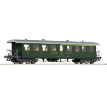 Seetalbahnwagen 1./2. Klasse , SBB DC