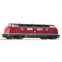 Diesellokomotive 220 036-8, DB DC