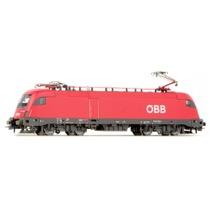 Elektrolokomotive 1116 179-1 der ÖBB DC