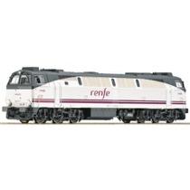Diesellokomotive D 333 der RENFE mit Sound DC