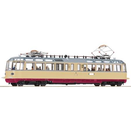 Elektrischer Triebwagen ET 91, DRG DC