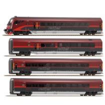 ÖBB Railjet vognsæt DC digital med lys DC