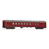 Reisezugwagen 1. Klasse Bauart A7 der SJ DC