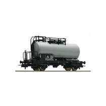 """DSB tjeneste tankvogn """"Olievogn"""" DC"""
