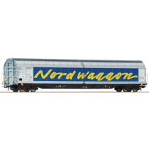 "SJ/AAE ""Nordwaggon"" storrumsvogn DC"